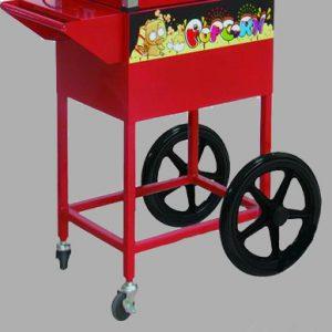 Huur een popcornkar in Nederland.