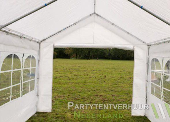 Partytent 3x3 meter binnenkant huren - Partytentverhuur Nederland