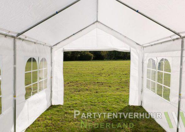 Partytent 3x4 meter binnenkant huren - Partytentverhuur Nederland