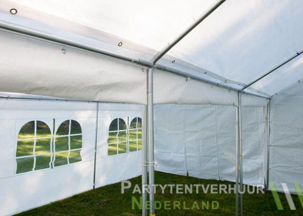 Partytent 6x6 meter aan elkaar huren - Partytentverhuur Nederland