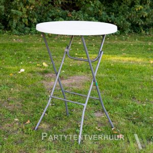 Statafel huren - Partytentverhuur Nederland
