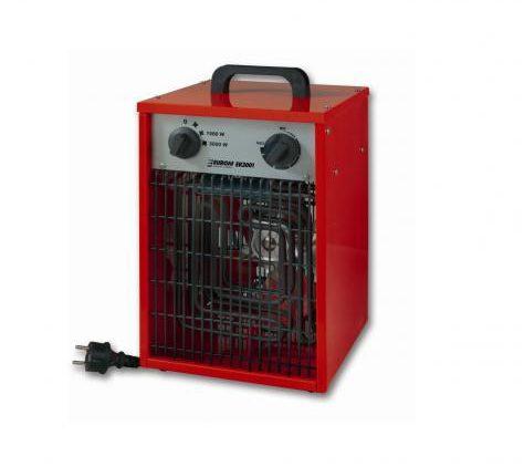 elektrische heater huren in Nederland