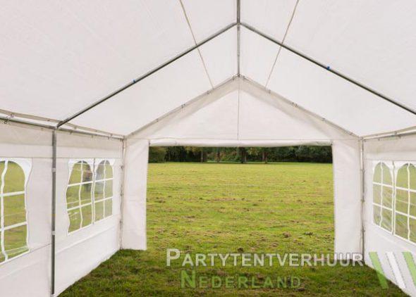 Partytent 4x6 meter binnenkant huren - Partytentverhuur Nederland