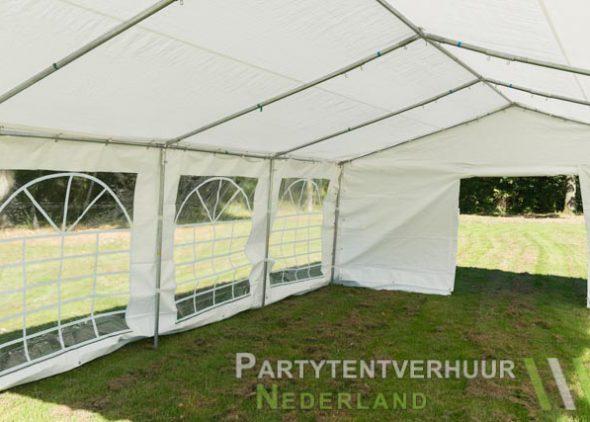 Partytent 5x8 meter binnenkant huren - Partytentverhuur Nederland