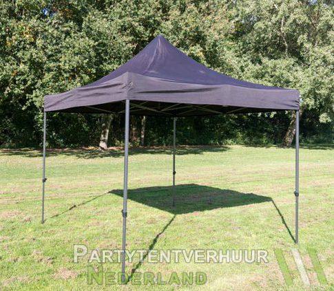 Easy up tent 3x3 meter schuin huren - Party Nederland