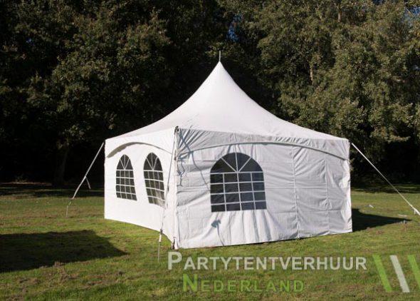Pagodetent 4x4 meter voorkant huren - Partytentverhuur nederland