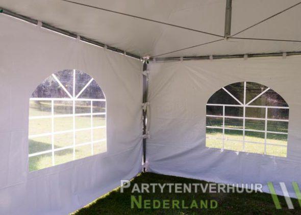 Pagodetent 5x5 (brandwerend) meter binnenkant huren - Partytentverhuur Nederland