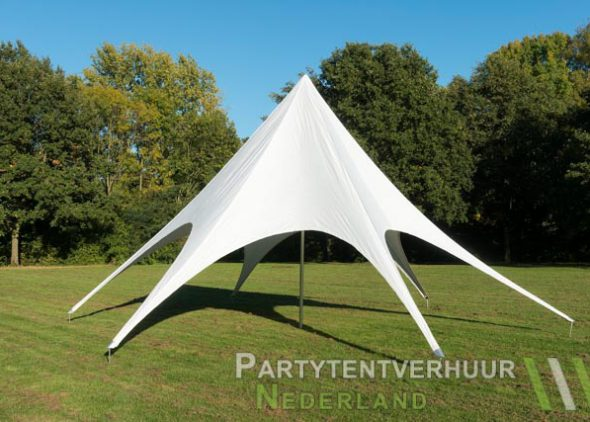 Stertent huren - Partytentverhuur Nederland