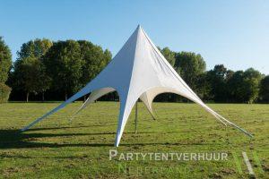 Stertent zijkant huren - Partytentverhuur Nederland