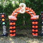 Ballonnenboog Thema huren Nederland