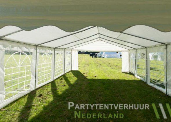 Partytent 5x10 meter binnenkant huren - Partytentverhuur Nederland
