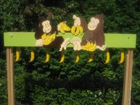 banaanvangen spel