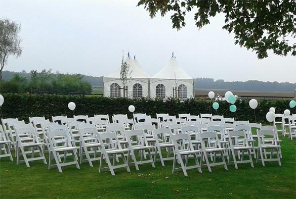 Wedding chair huren Dordrecht