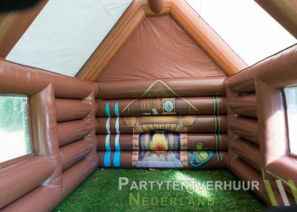 Skihut binnenkant huren - Partytentverhuur Nederland