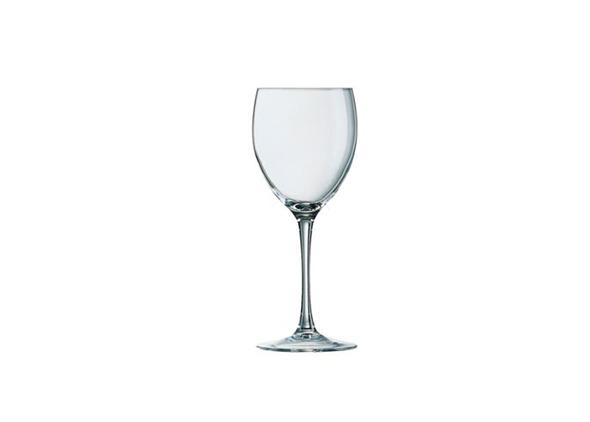 Witte Wijnglas Huren - Partytentverhuur Nederland