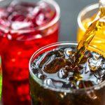 Cola smaak slush