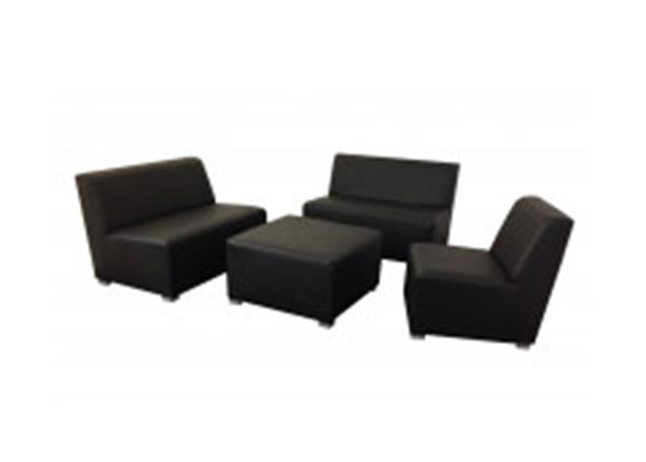 Lounge set zwart huren in Nederland